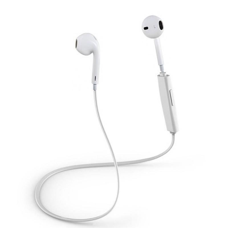 Fone Bluetooth Bh668 Jwcom sem fio Preto ou Branco