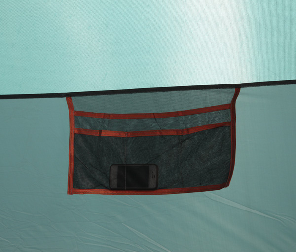 Barraca De Camping Nautika Cherokee Gt 2/3 Pessoas Tipo Iglu