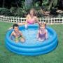 Piscina Inflável 288 Litros Intex Redonda Infantil - Azul