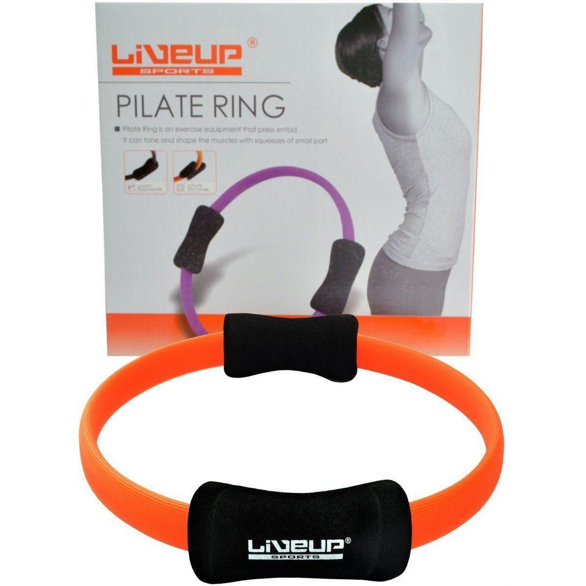 Anel de Pilates Multifuncional - Liveup