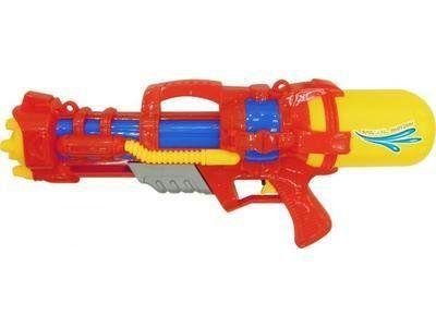 Arma de Água Lança Água Shot Gun Especial Belfix