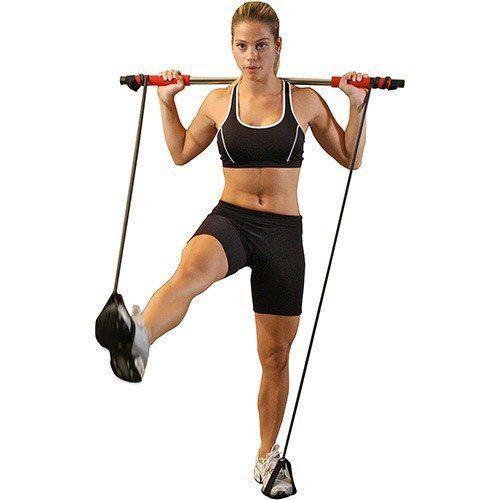 Barra Para Exercícios Multifuncional Multi Gym Pilates Acte