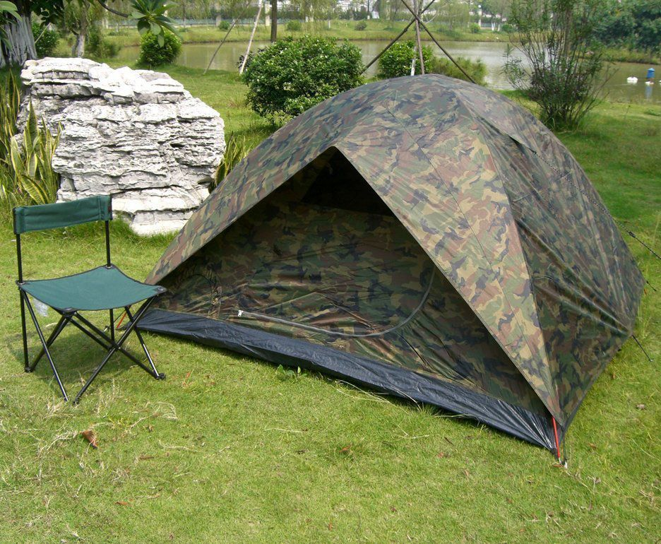 Barraca Camping Amazon 3/4 Pessoas Natuika
