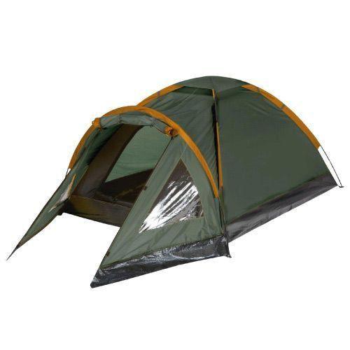 Barraca Camping Iglu 5 pessoas com Varanda Verde 10470 Oper