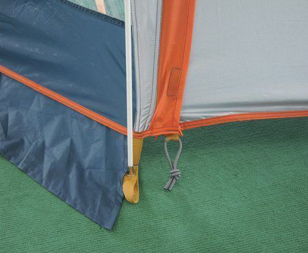 Barraca De Camping Indy 4/5 Pessoas Teto Aluminizado Nautika