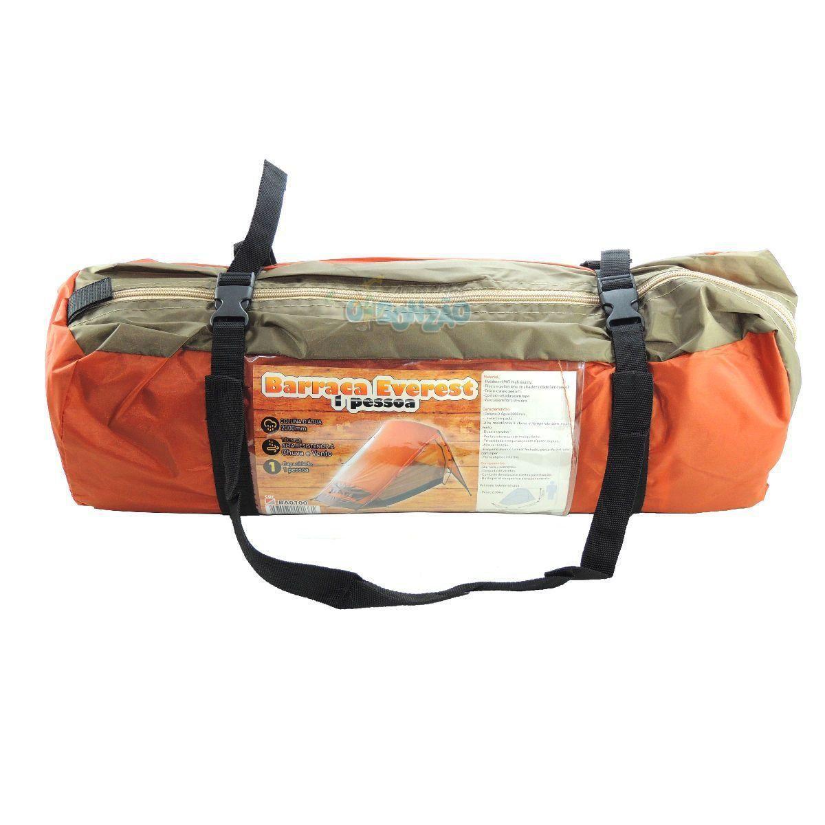 Barraca Everest para 1 Pessoa - Guepardo