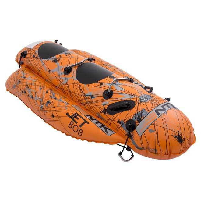 Bóia Banana Boat Inflável Jet Bob Nautika 2 Pessoas Barco