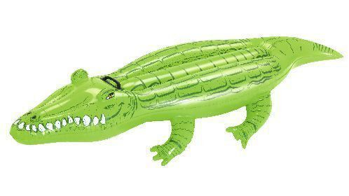 Boia Divertida Crocodilo Pequeno 1,68m x 89cm Bestway