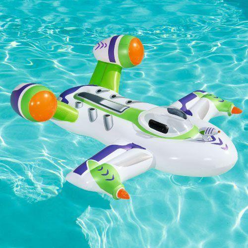 Boia Inflável Divertida Nave Espacial 1,50m x 1,40m Bestway 41094