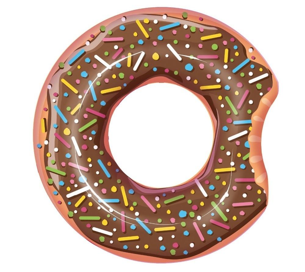 Boia Inflável Donut 107cm de diâmetro Bestway