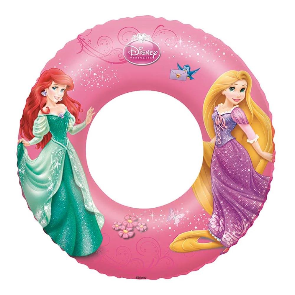 Bóia Inflável Princesas Redonda Mor