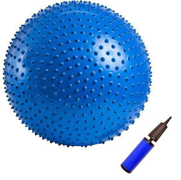 Bola de Massagem Massage Ball 65cm C/ Bomba Acte