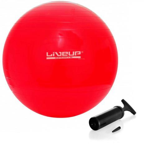 Bola Suiça 45 cm Premium Com Bomba - Liveup