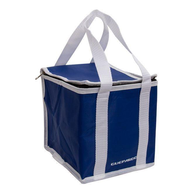 Bolsa Térmica Easy Pack Azul Tamanho M - Guepardo