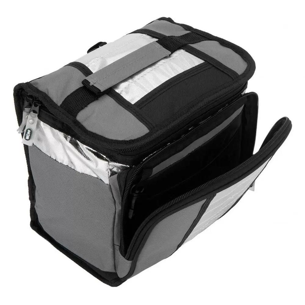 Bolsa Térmica Ice Cooler 7,5 Litros Cinza - Mor