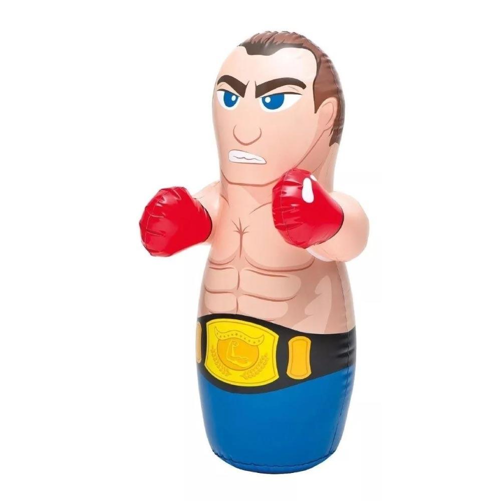 Boneco Inflável João Bobo Boxeador Intex