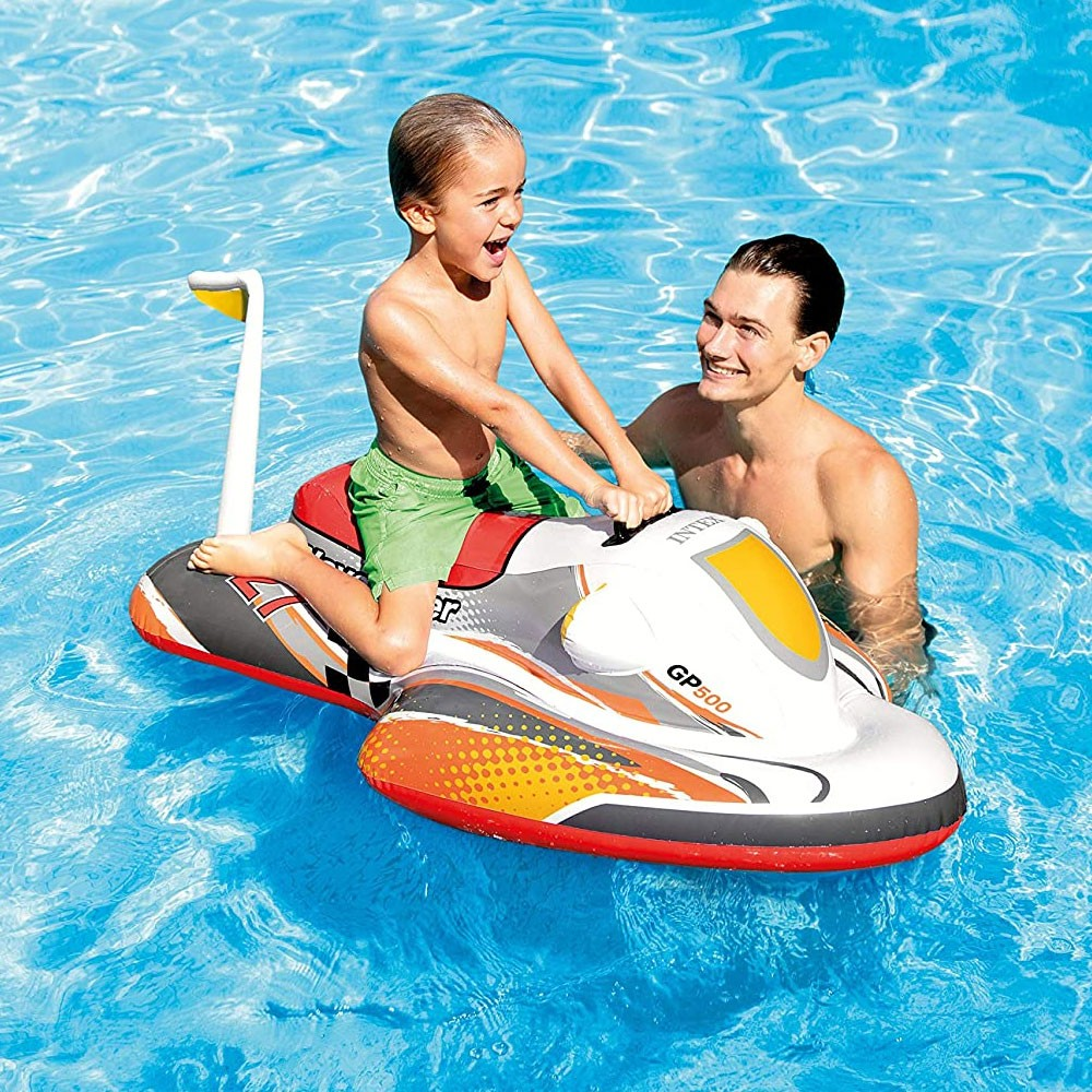 Bote Jet Ski Inflável Ondas Infantil 57520 - Intex