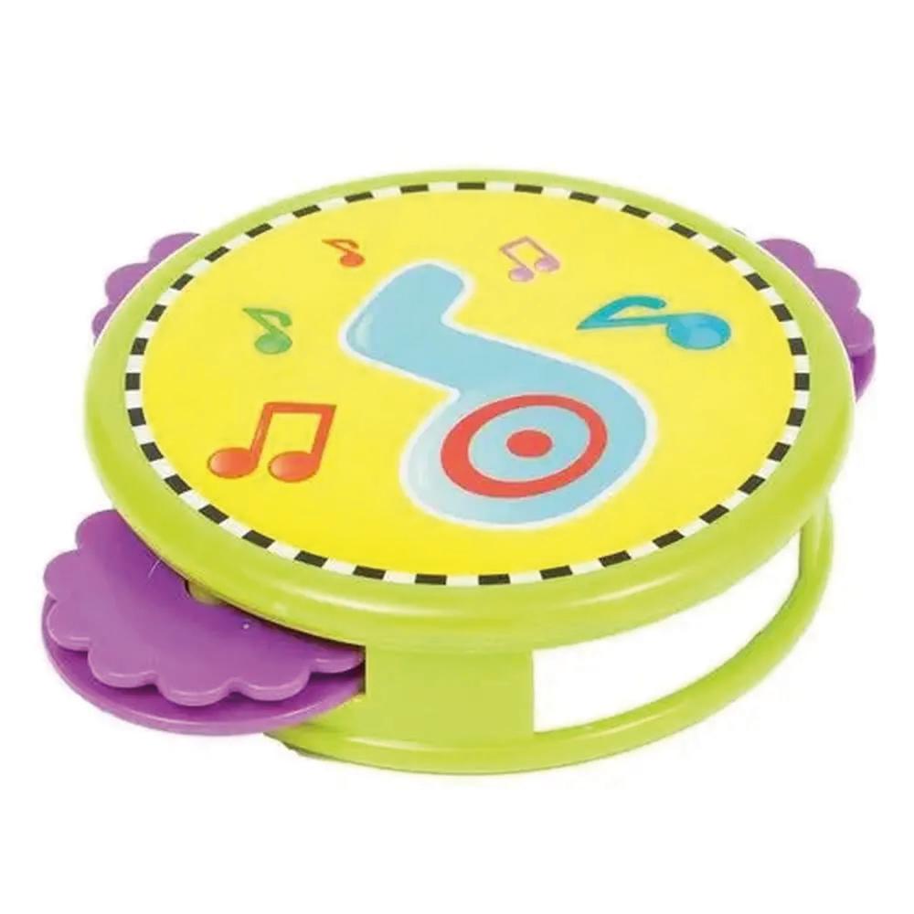 Brinquedo Infantil Colorido Kit Bateria Buba