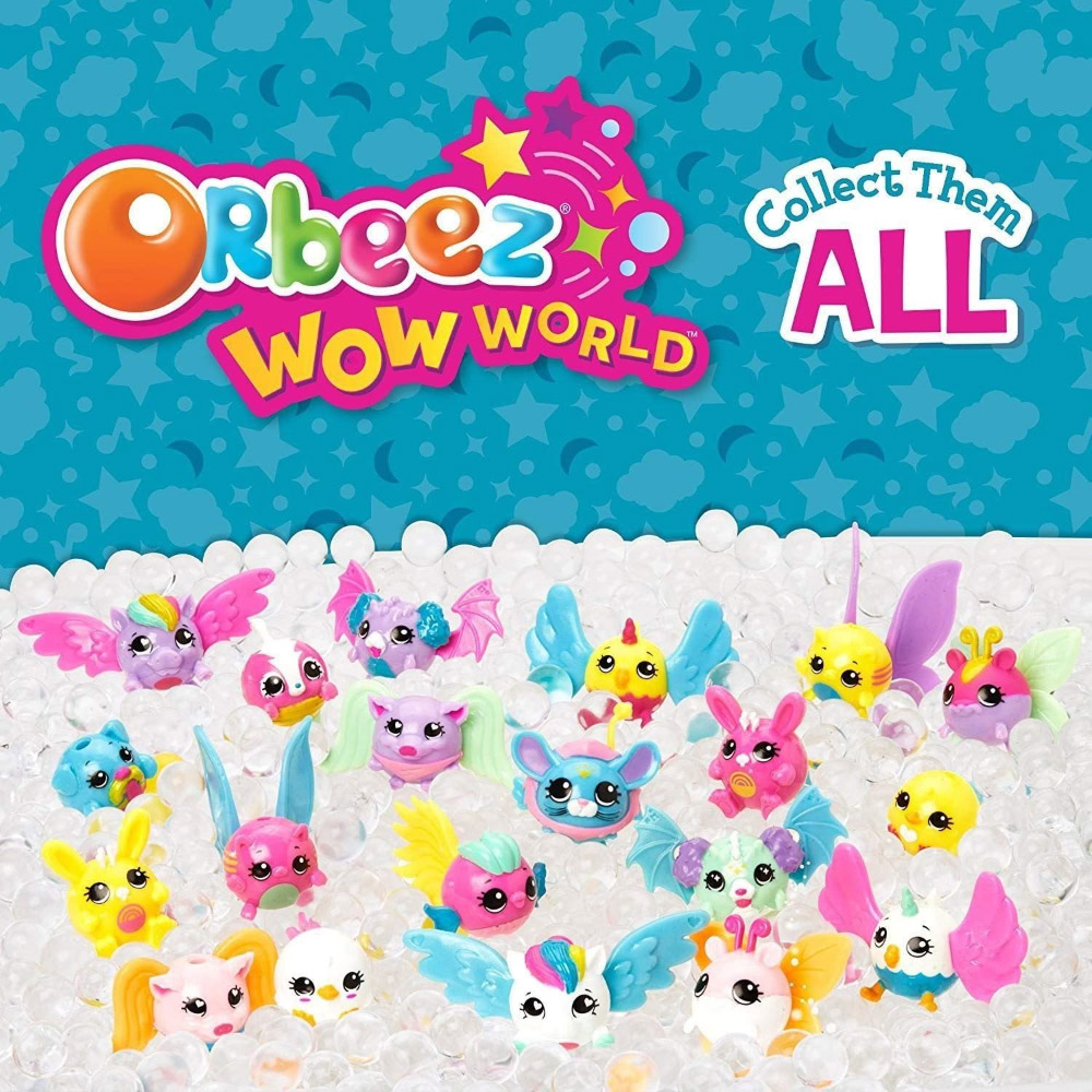 Brinquedo Orbeez Wow World Pets Mágicos Surprise Serie 1 Xalingo