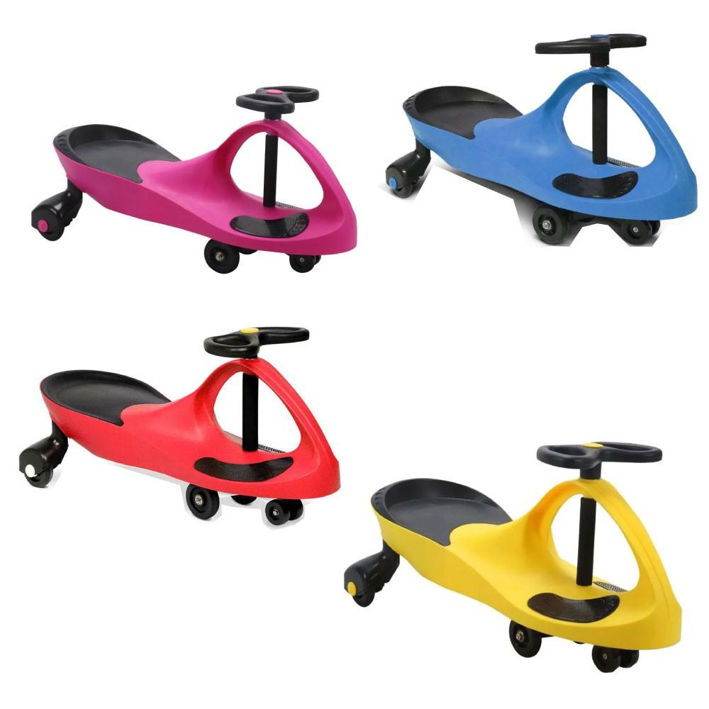 Carrinho Gira Gira Car Infantil Rolima Importway