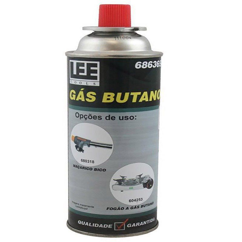 Cartucho De Gás Butano Para Mini Fogã 220 Grs