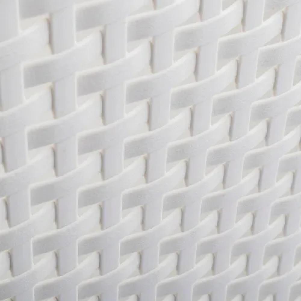 Cesto Organizador 30 Litros Style Curver Branco Keter