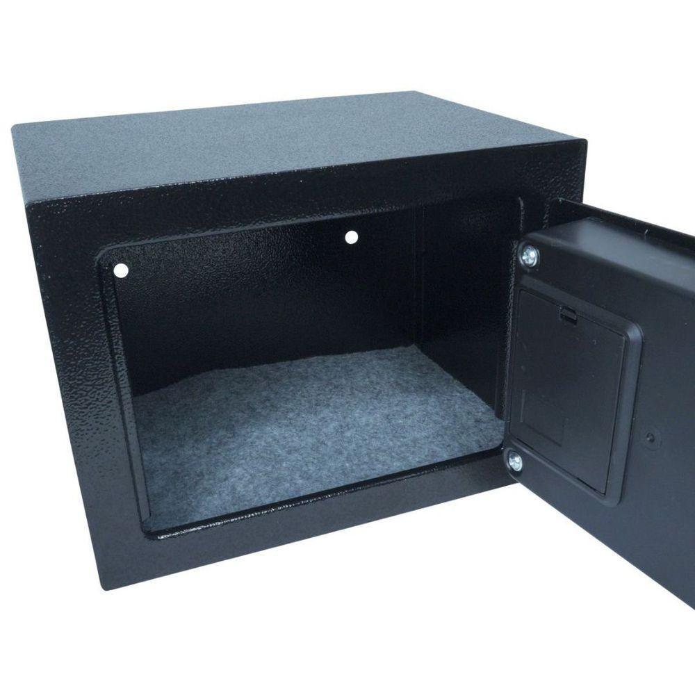 Cofre de Segurança Com Fechadura Digital 23 cm x 17cm Importado