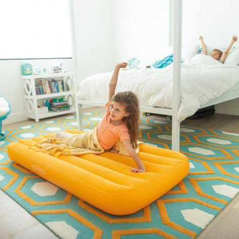 Colchão Inflável Infantil Divertido Intex 66803