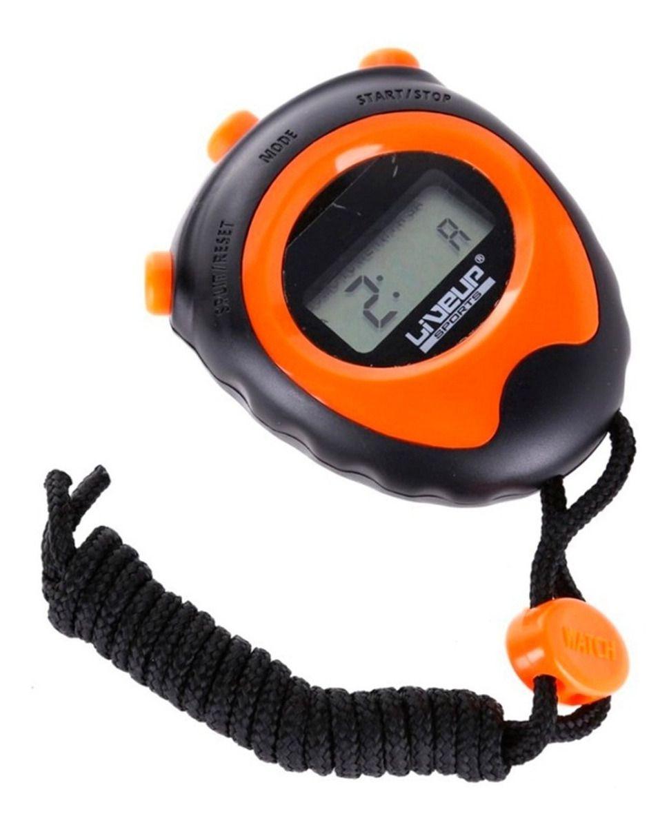 Cronometro Digital Precisão Liveup