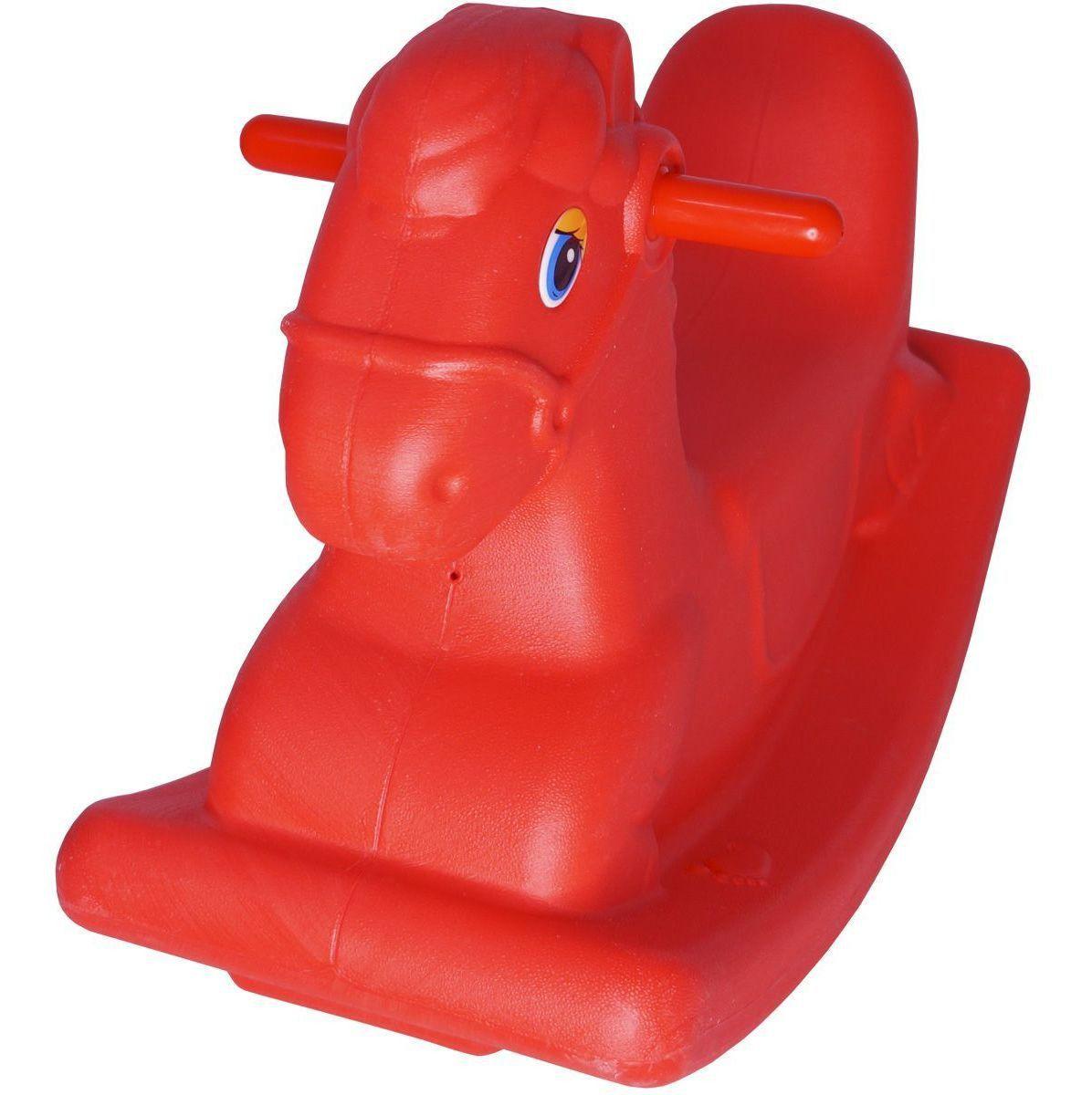 Gangorra Cavalinho Infantil Balanço Brinquedo Playground Importado