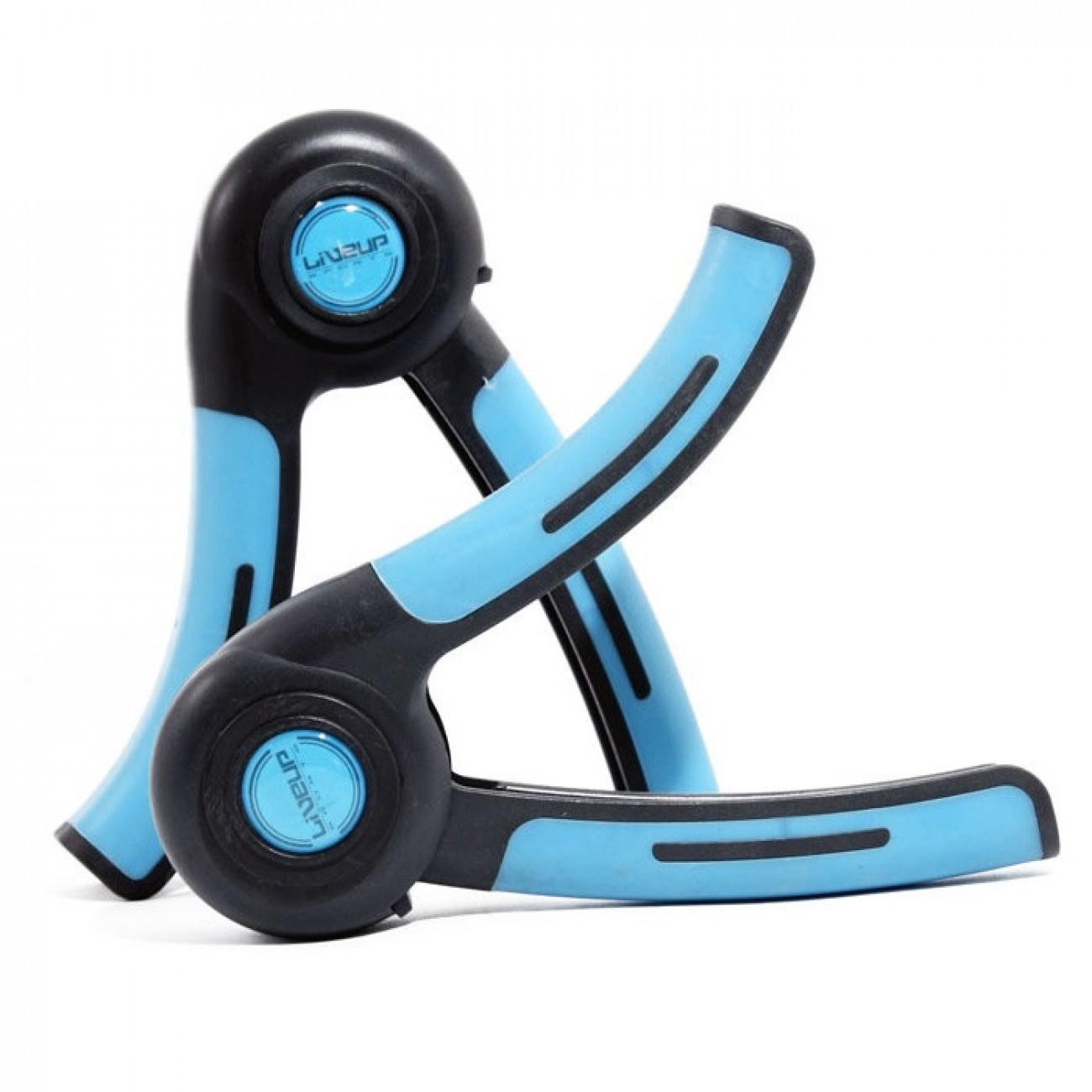 Hand Grip 2 unidades (Par) Azul Liveup