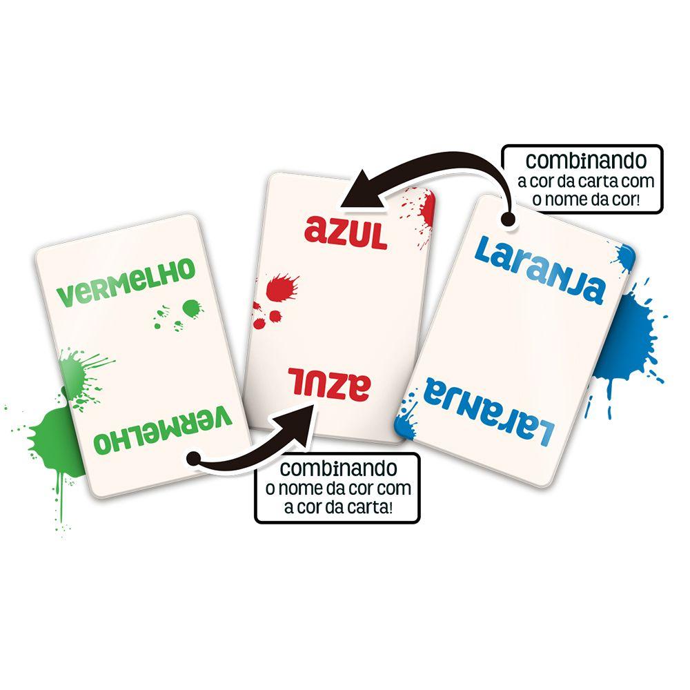 Jogo De Cartas Color Addict 90376 Copag