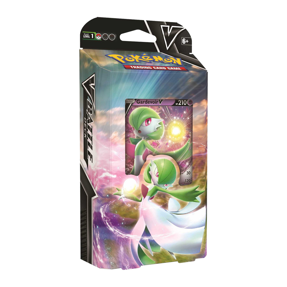 Jogo de Cartas Pokemon Deck Batalha V 60 Cartas