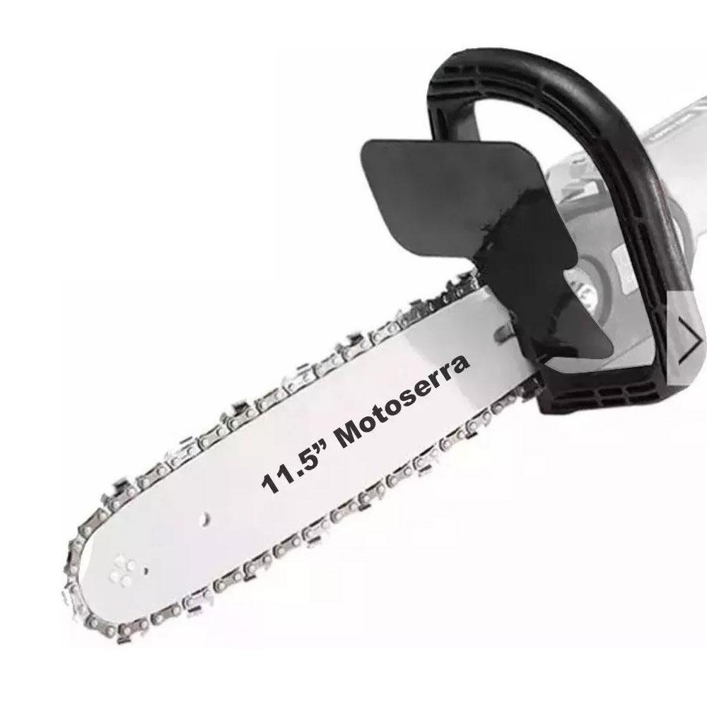 """Kit Adaptador De Serra Elétrica Para Esmerilhadeira Angular 4"""" Importado"""
