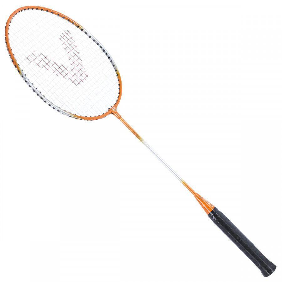 Kit Badminton Vollo 2 Raquetes 3 Petecas de Nylon - Vollo