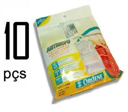 Kit Com 10 Desumidificadores Antimofo My Closet Ordene
