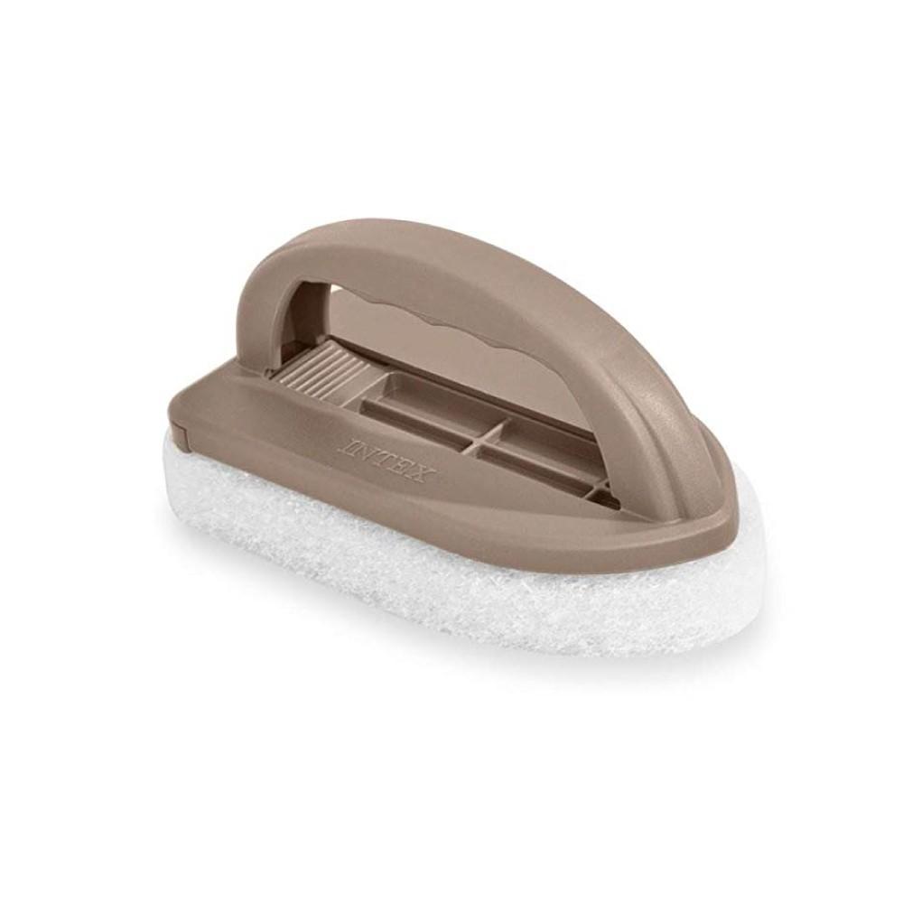 Kit de Limpeza e Manutenção Pure Spa Intex Peneira Escova Esponja