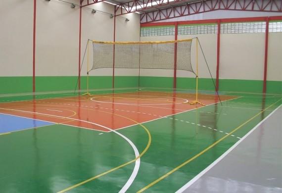 kit Rede de Voley Multi Sportes Klopf