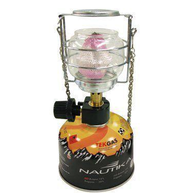 Lampião Cairo c/ Acendedor Automático - Nautika