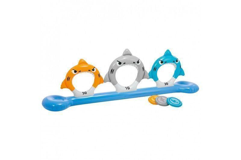 Lançamento De Disco Alimente O Tubarão 57501 Intex
