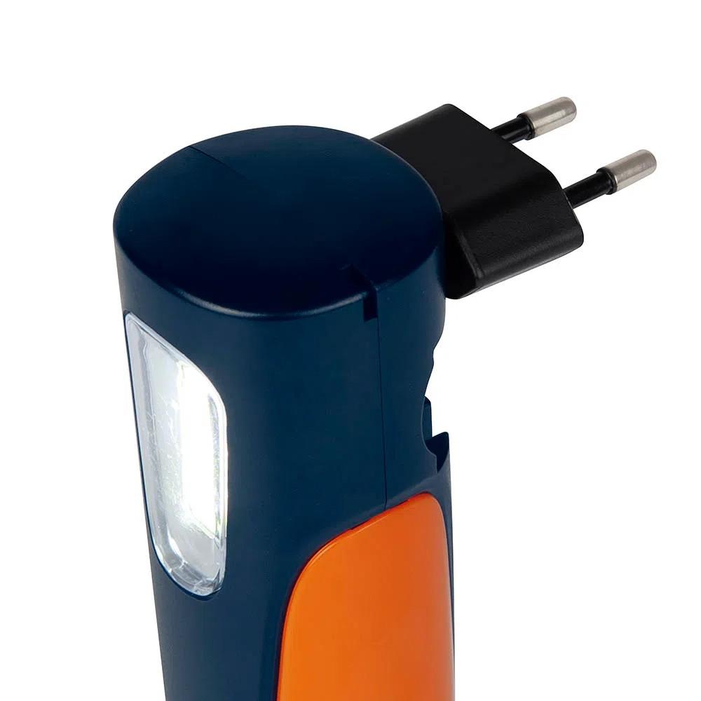 Lanterna Power Led 150 Lúmens Recarregável Mor