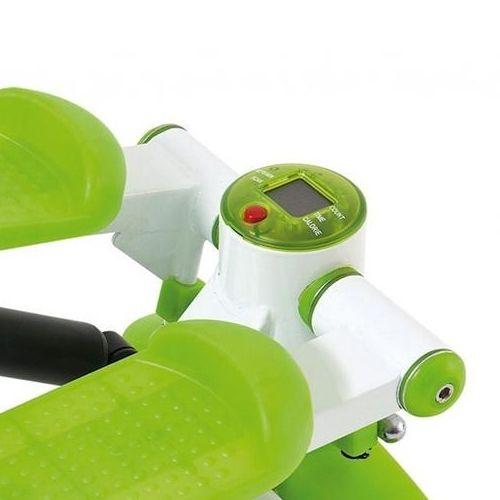 Mini Stepper Ginástica C/ Display Simulador De Caminhada Mor