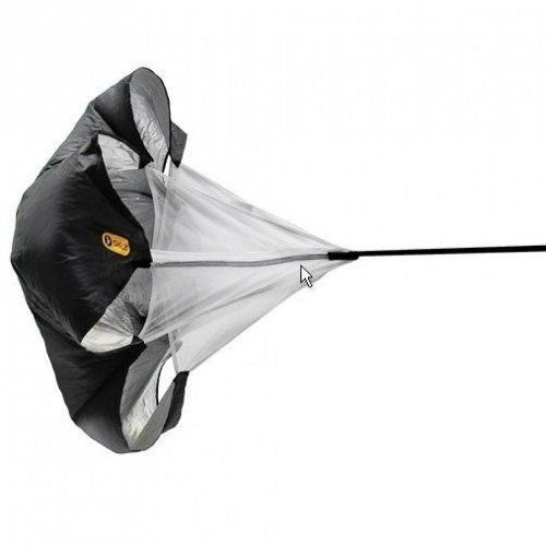 Paraquedas De Resistência Física Corrida Running Chute Acte
