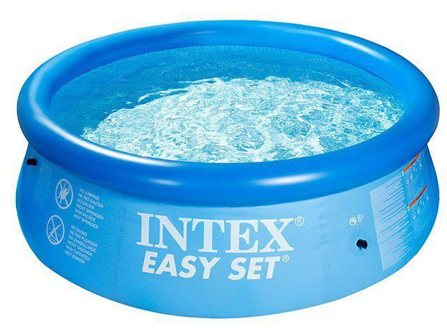 Piscina Inflável Easy Set Intex 3.853 Litros