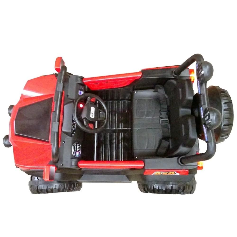 Quadriciclo Infantil Elétrico 12v 2 Assentos Com Som MP3 Importway