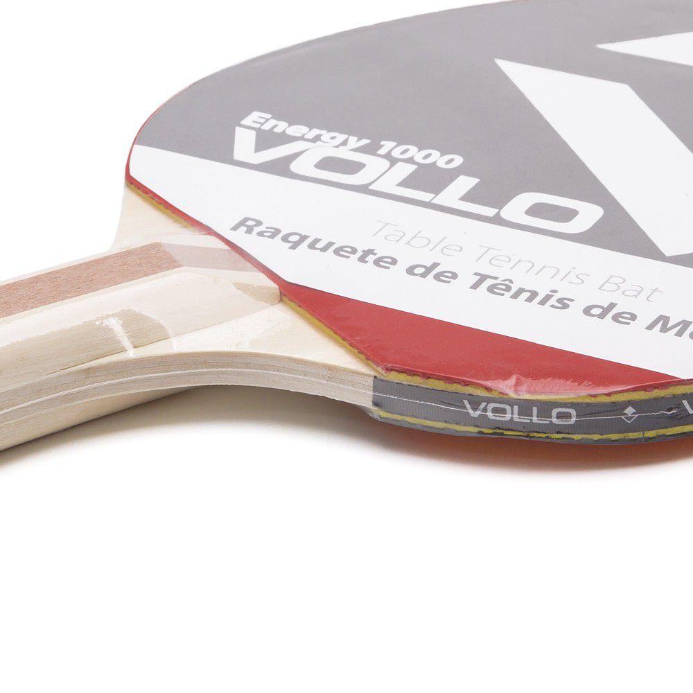 Raquete de Tênis de Mesa Vollo Energy 1000 - Vollo