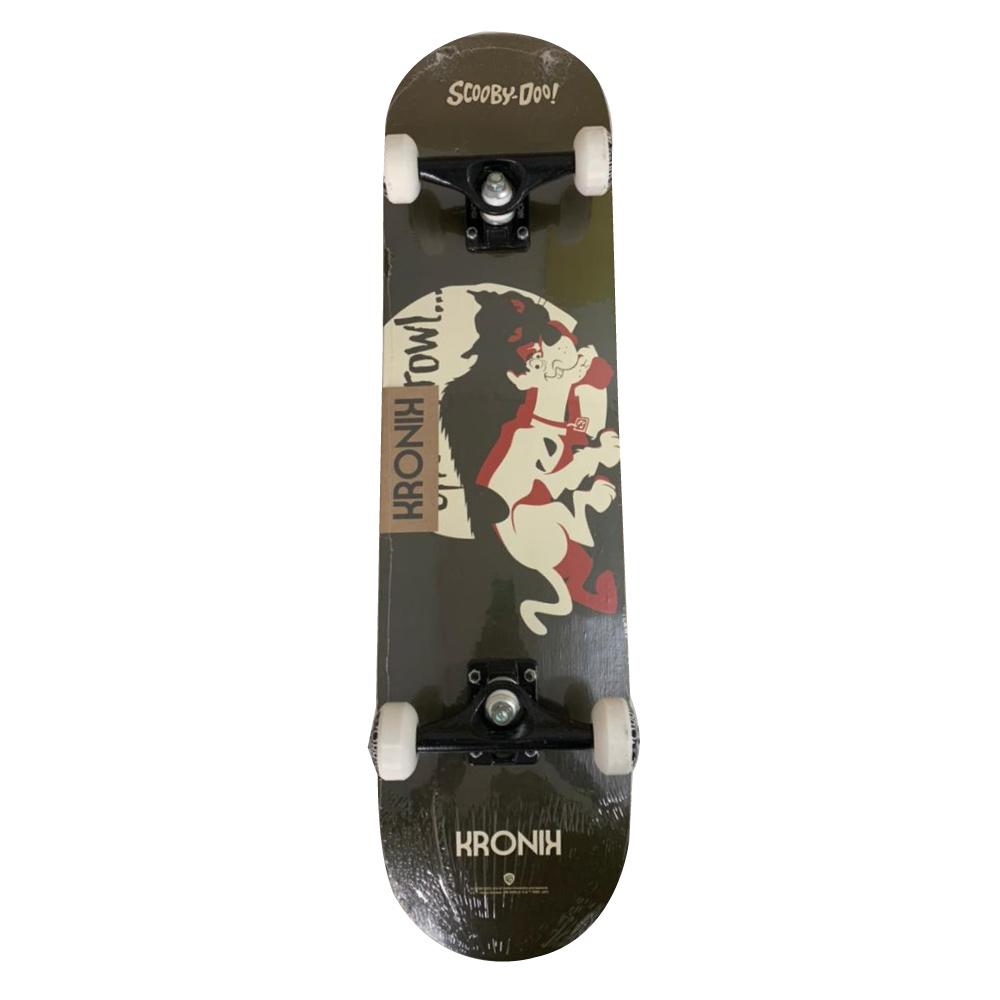 Skateboard Semi Profissional Kronik Scooby Doo Bel Sport