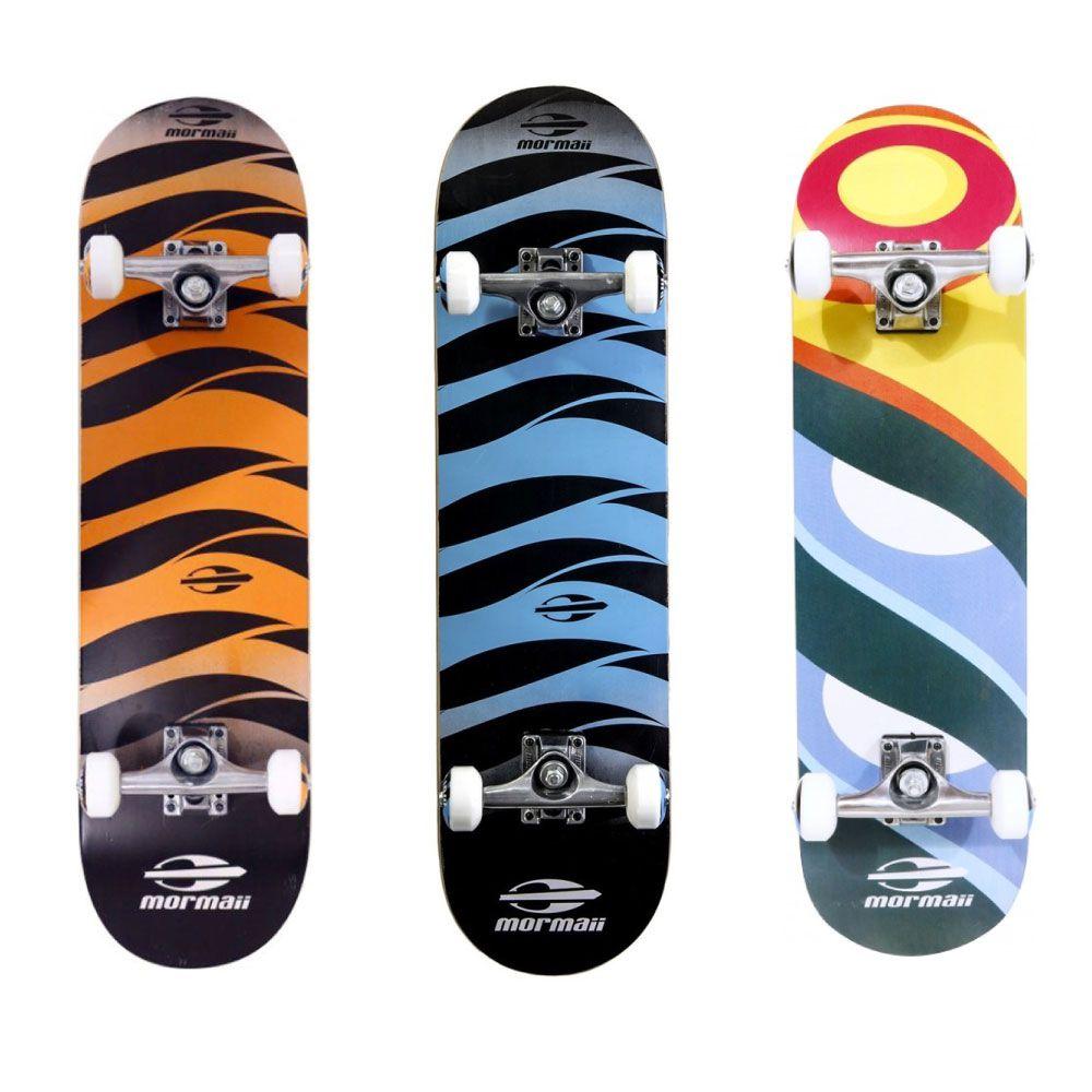 Skateboard Street Alpha Mormaii