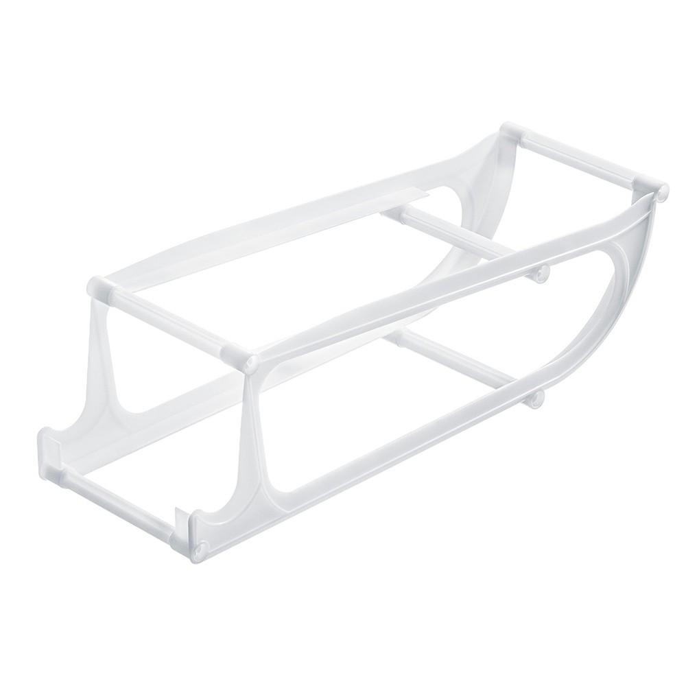 Suporte Plástico para 10 Latas Branco Ordene