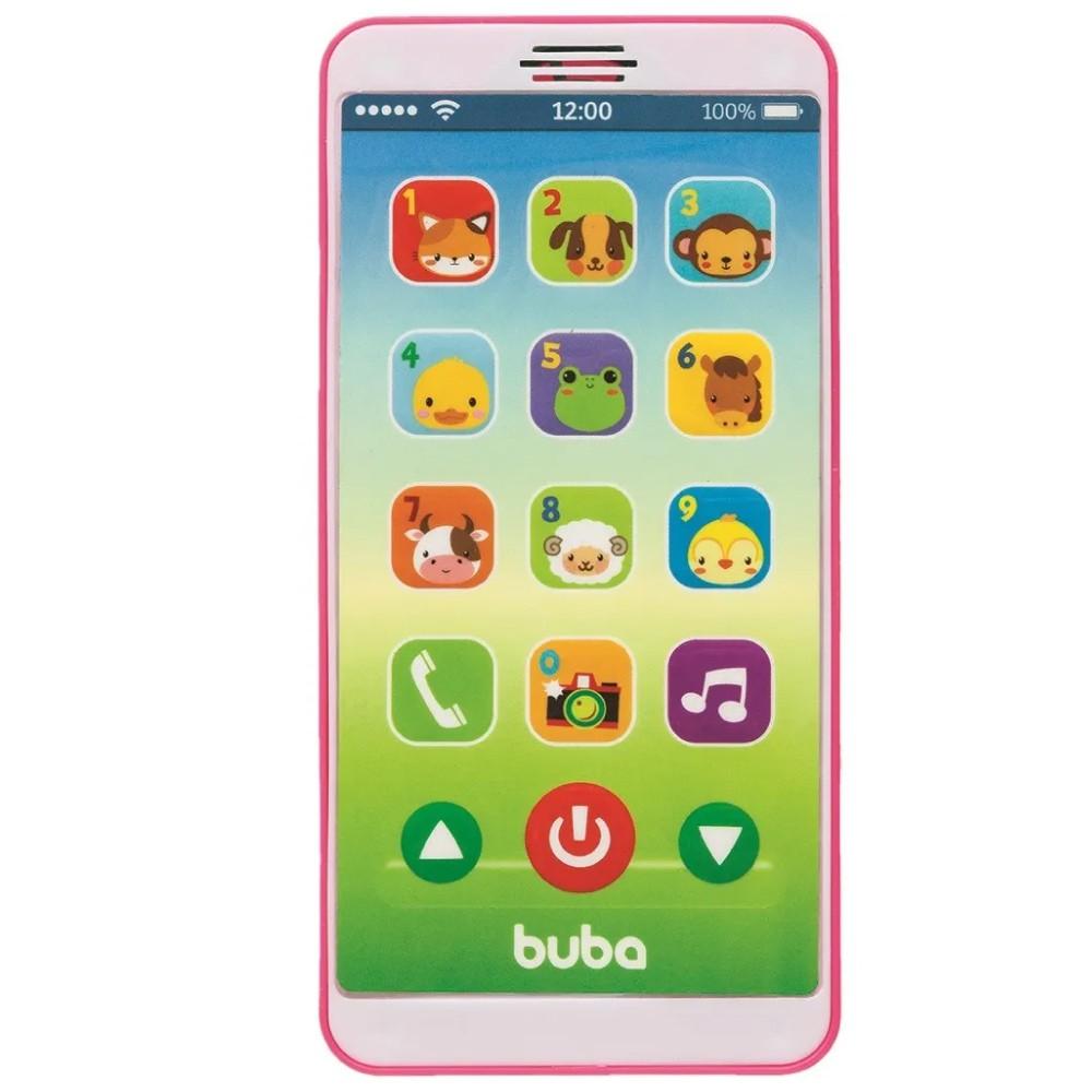 Telefone Infantil Baby Phone Buba